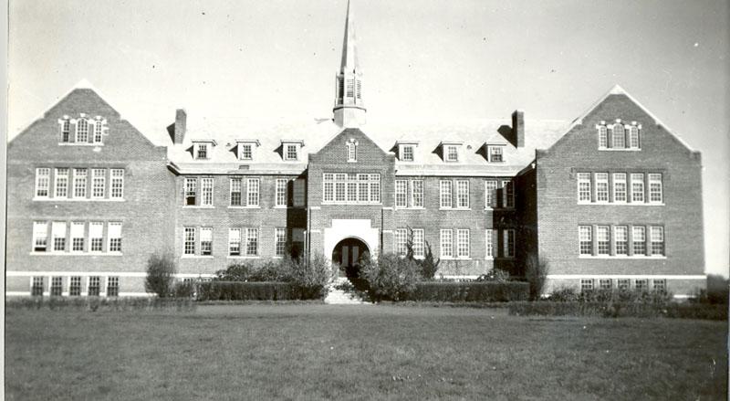 Edmonton Indian Residential School
