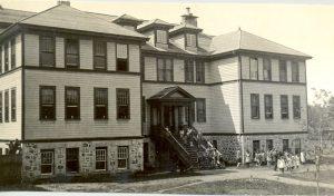 Alberni Indian Residential School.