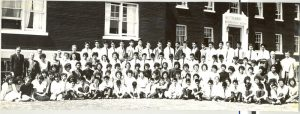 Grades 7 to 12, Alberni Indian Residential School