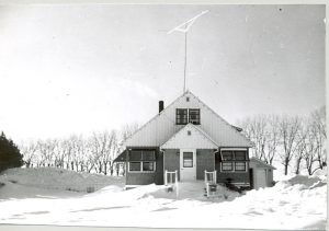 Principal's residence, Portage la Prairie Indian Residential School.