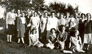 Women's Missionary Society Training School, Portage la Prairie Indian Residential School.