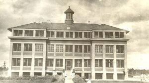 Indian Boarding School at Norway House.