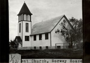 Church at Norway House.