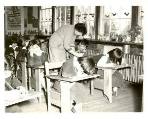 K.P. Class, Alberni Indian Residential School