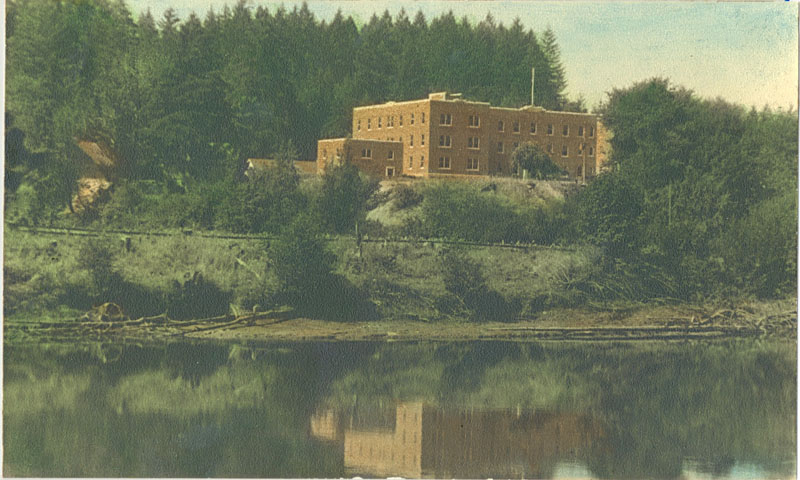 Alberni Indian Residential School