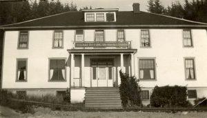 Elizabeth Long Memorial Home, Kitamaat.