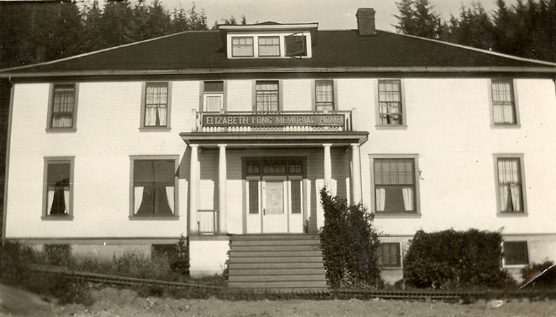 Elizabeth Long Memorial Home, Kitamaat.