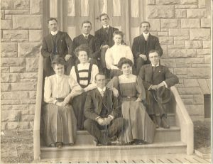 Staff of Red Deer Institute