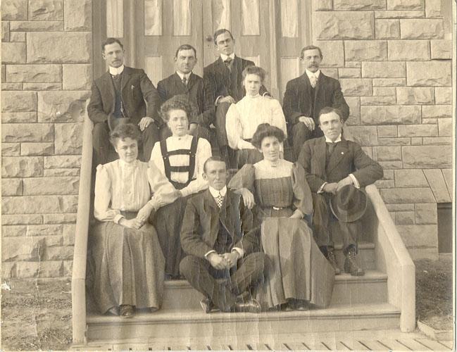 Staff of Red Deer Institute