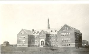 Edmonton Indian Residential School.
