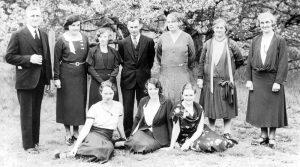 Staff of Alberni Residential School