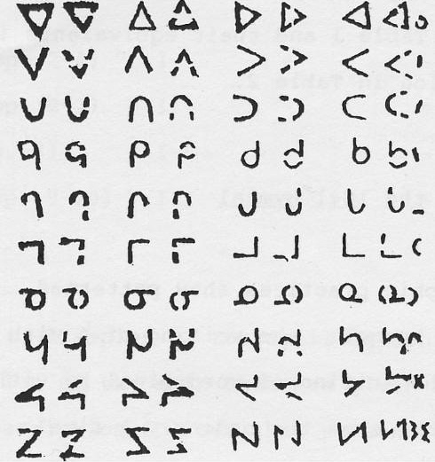 Cree syllabics