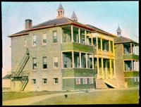 Norway House Boarding School.